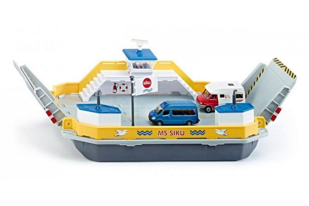 SIKU Super - Prom do transportu aut 1:50 Auta