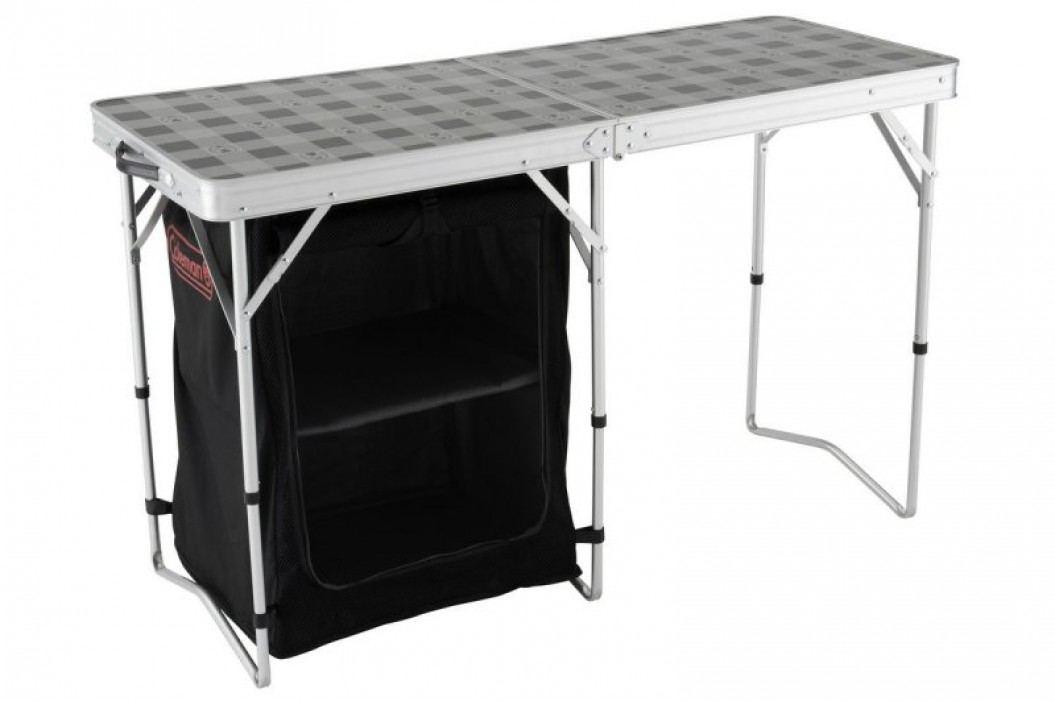 Coleman stolik turystyczny Table & Storage Siedziska, krzesła