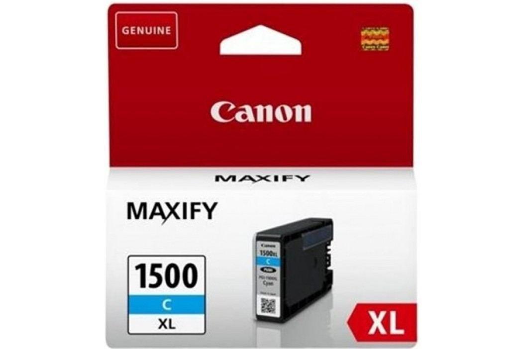 Canon tusz oryginalny PGI-1500XL C - Cyan (9193B001) Materiały eksploatacyjne