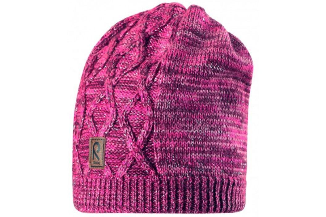 Reima Beanie Saparo Pink 50 Czapki