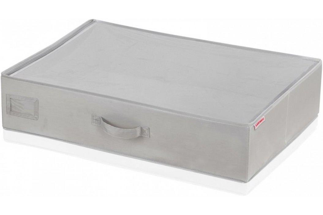 LEIFHEIT pojemnik pod łóżko, jasnoszary Skrzynki, pojemniki