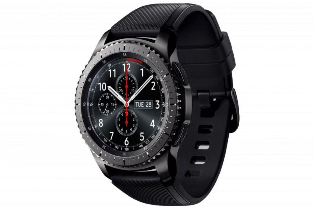 Samsung Gear S3 Frontier R760, Dark Grey Smartwatche