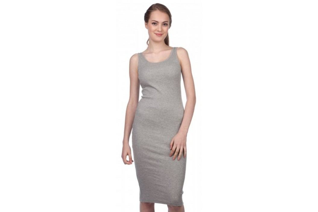 Brave Soul sukienka damska Ribbypka1 S szary Spódnice, sukienki