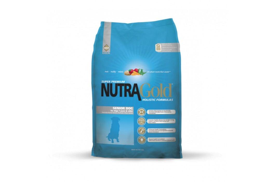 Nutra Gold sucha karma dla psa Salmon&Potato 15kg Karma sucha