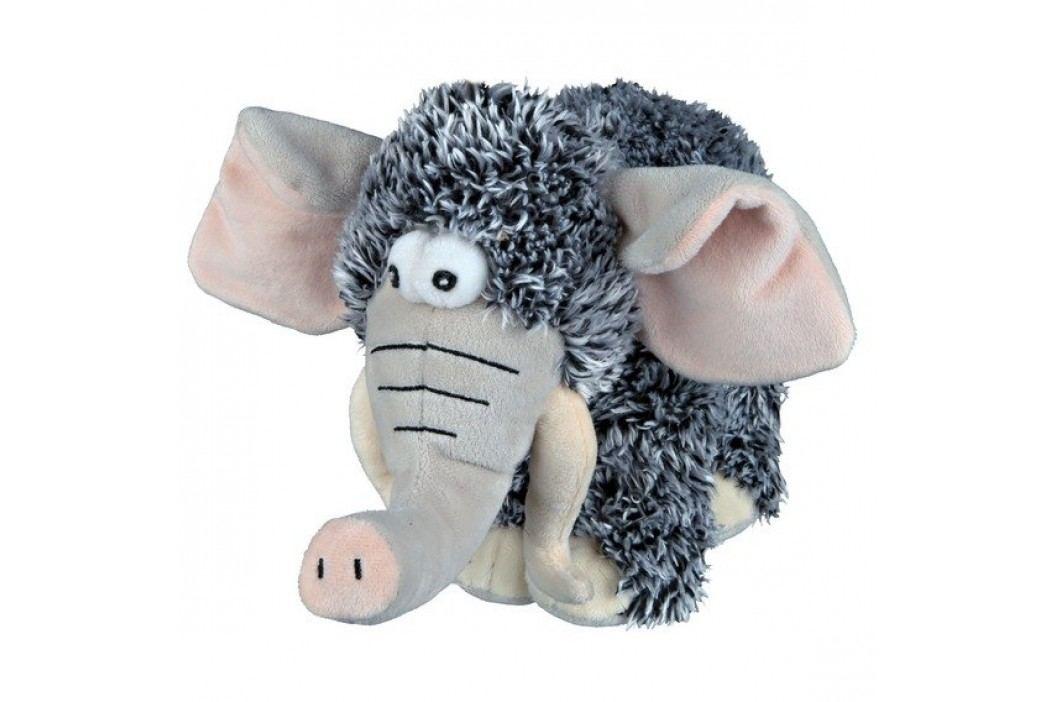 Trixie pluszowy słoń z dźwiękiem dla psa - 22 cm Zabawki