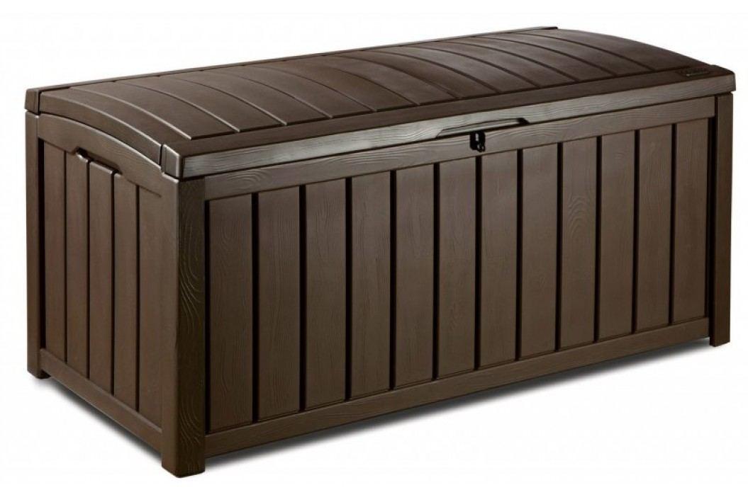 KETER skrzynia GLENWOOD BOX 390L (47/29) Pozostałe meble ogrodowe
