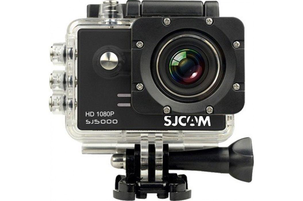 SJCAM kamera sportowa SJ5000, czarny Outdoorowe