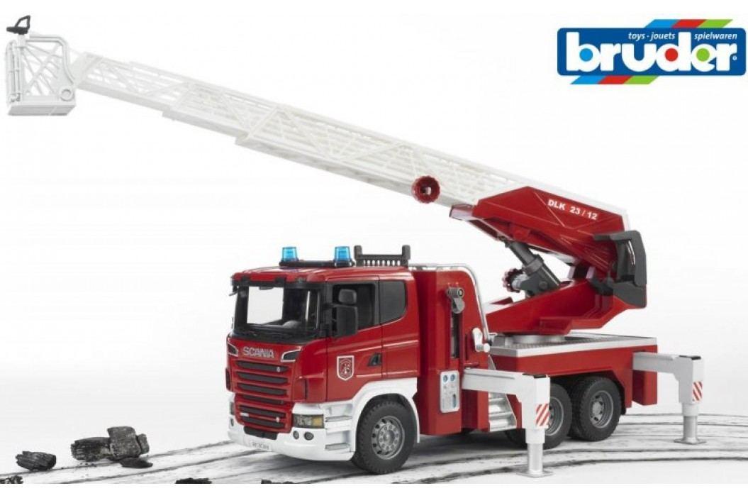 BRUDER Scania wóz strażacki Auta