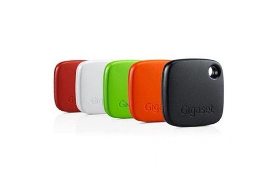 Gigaset brelok lokalizacyjny G-Tag, 5 sztuk, różne kolory Gadgety