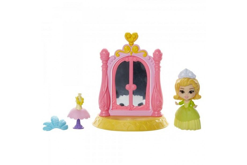 Disney Jej Wysokość Zosia mini zestaw: Książęca Szafa Lalki