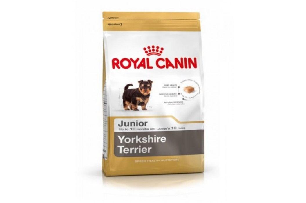 Royal Canin sucha karma dla psa Yorkshire Terrier Junior - 7,5 kg Karma sucha
