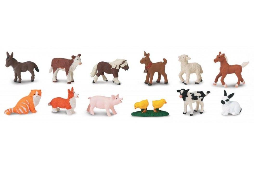 Safari Ltd. Tuba - młode zwierzęta Zwierzęta