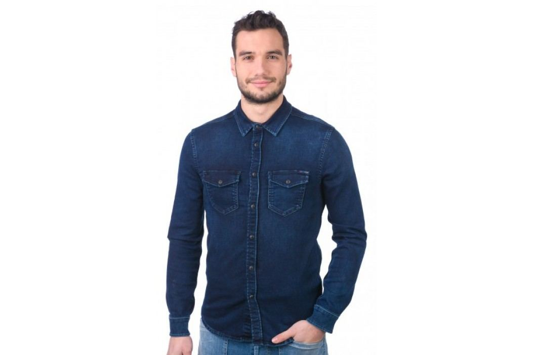 Pepe Jeans koszula męska Jepson L niebieski Koszule