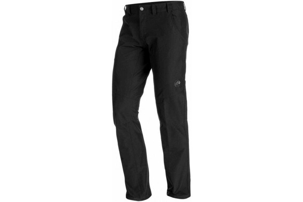 Mammut Hiking Pants M black 48 Lekkie spodnie