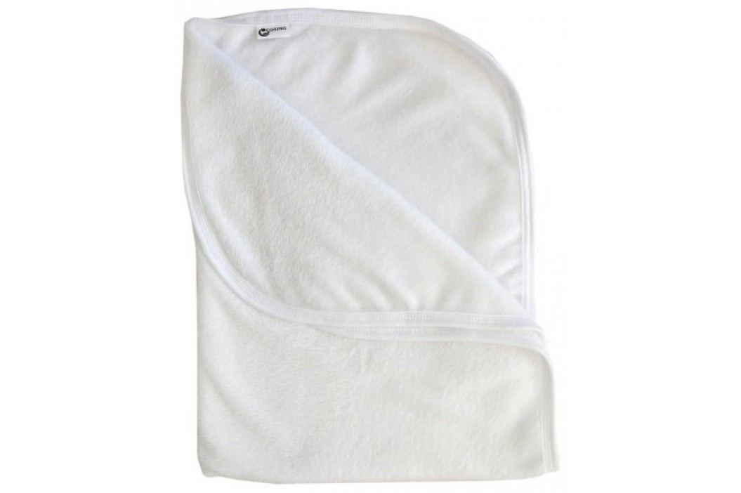 COSING Uniwersalny koc 80x100 cm, biały Kocyki