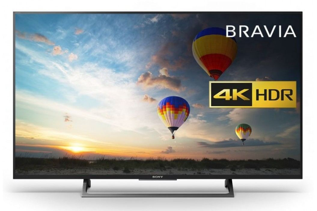 SONY telewizzor Smart TV 49