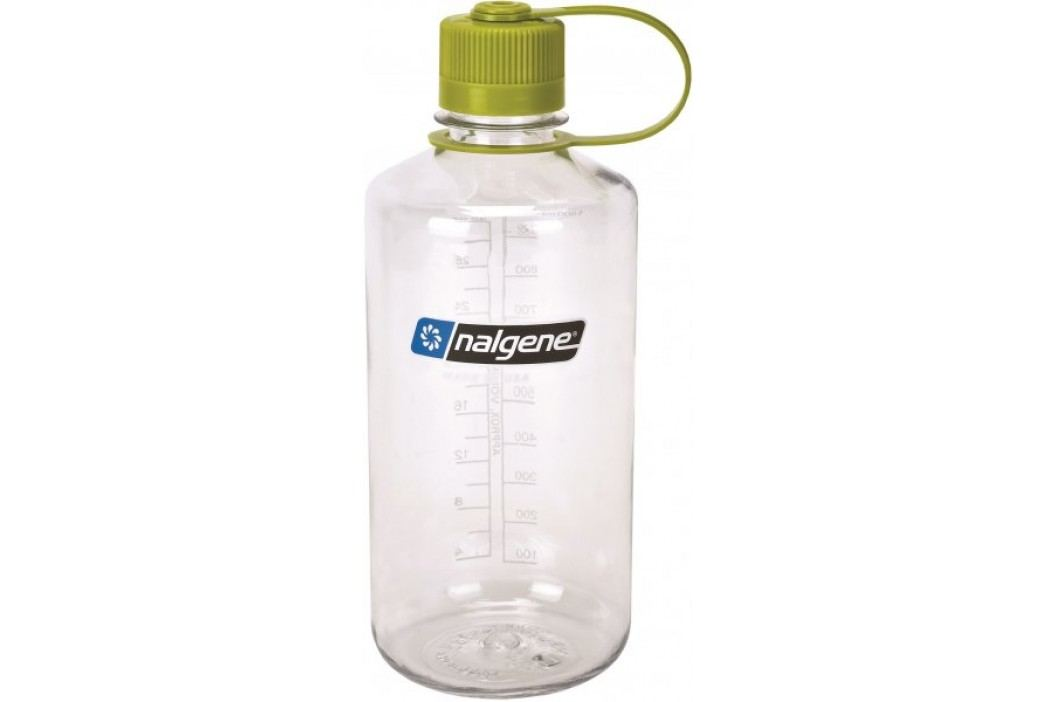 Nalgene butelka Original Narrow-Mouth 1000 ml Clear Butelki
