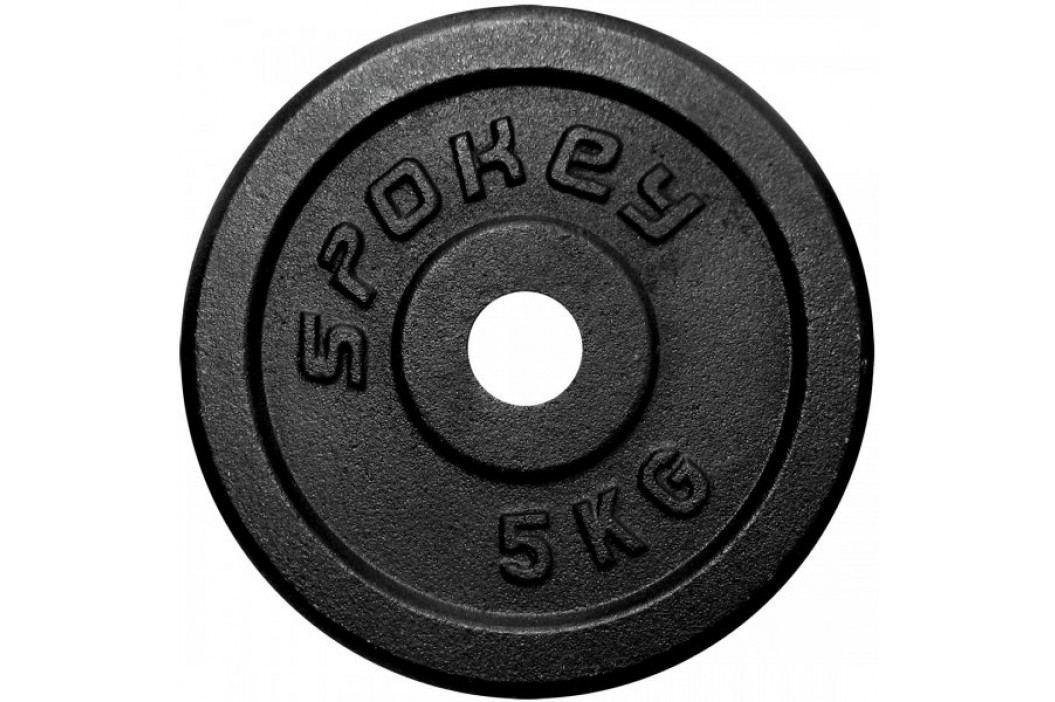 Spokey obciążenie żeliwne Sinis 5 kg Obciążniki