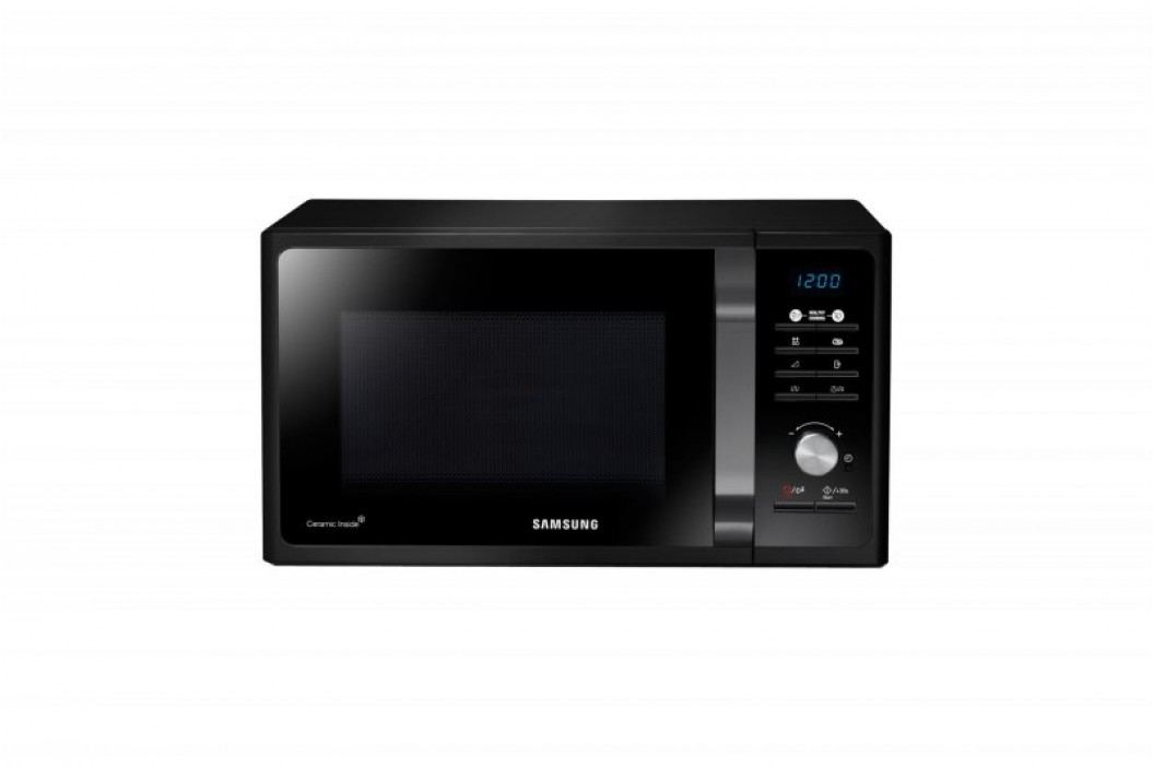 Samsung kuchenka mikrofalowa MG23F301TAK Mikrofalówki