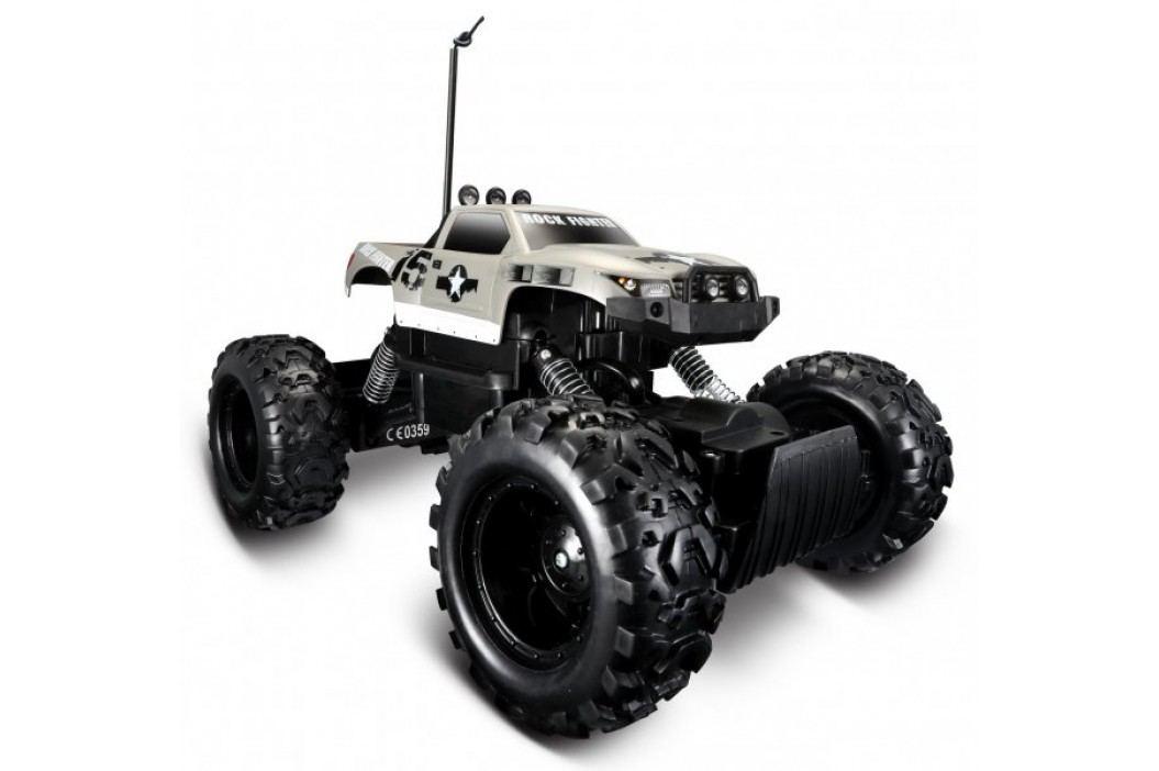 Maisto RC Auto Rock Crawler - szary Modele RC