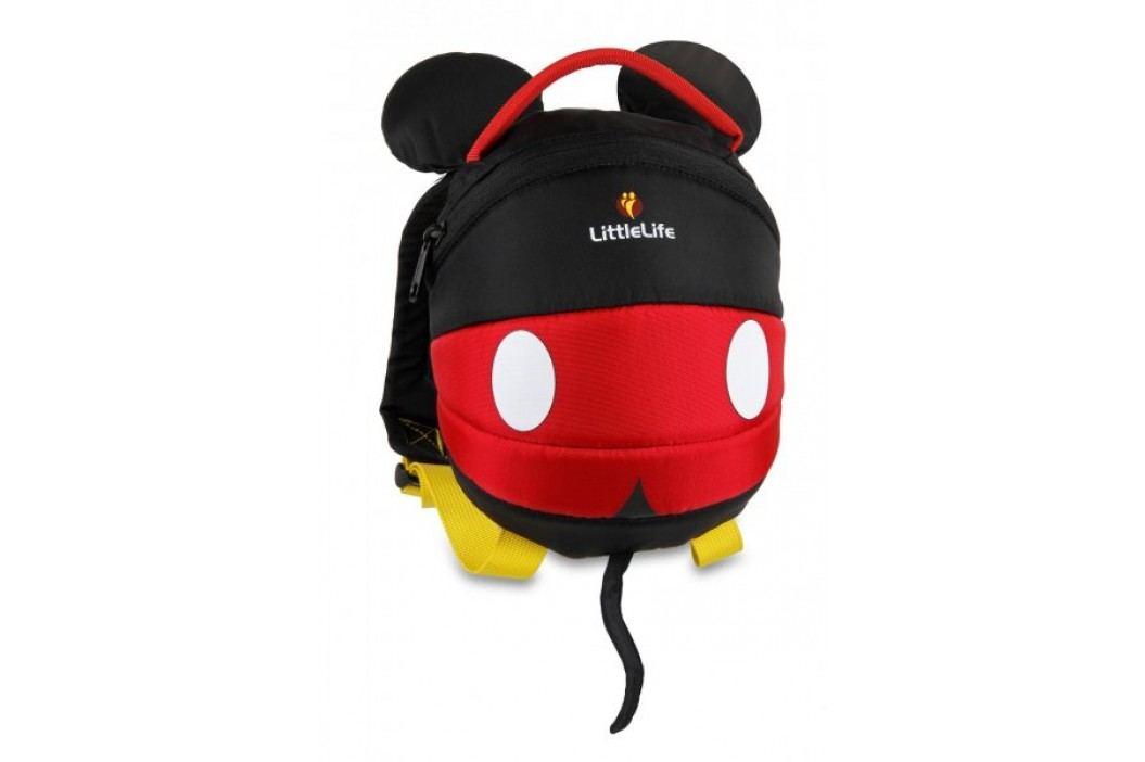 LittleLife Plecak Disney Toddler Daysack - Mickey L10930 Plecaki dziecięce
