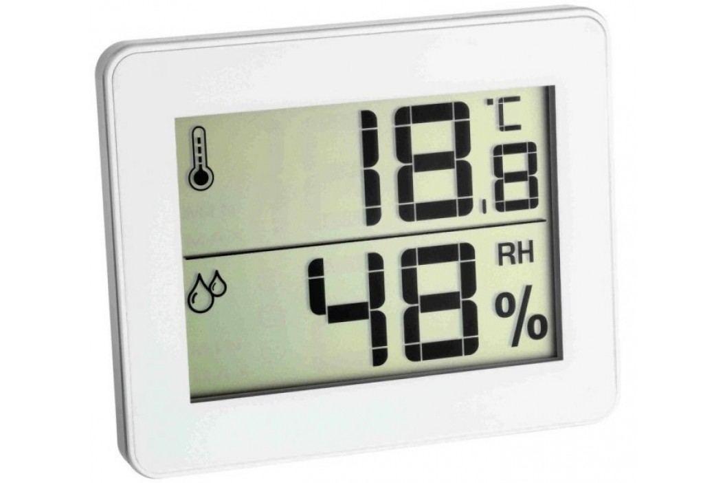 TFA termometr z higrometrem 30.5027.02 Termometry bezprzewodowe