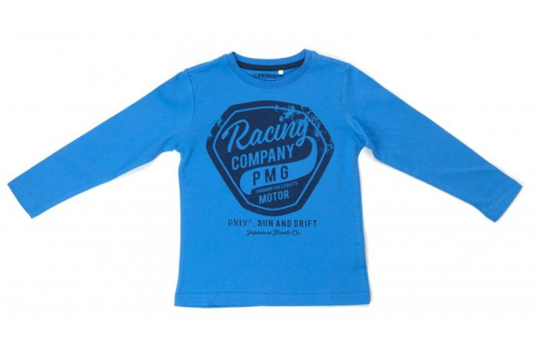 Primigi T-shirt chłopięcy 98 niebieski Koszulki