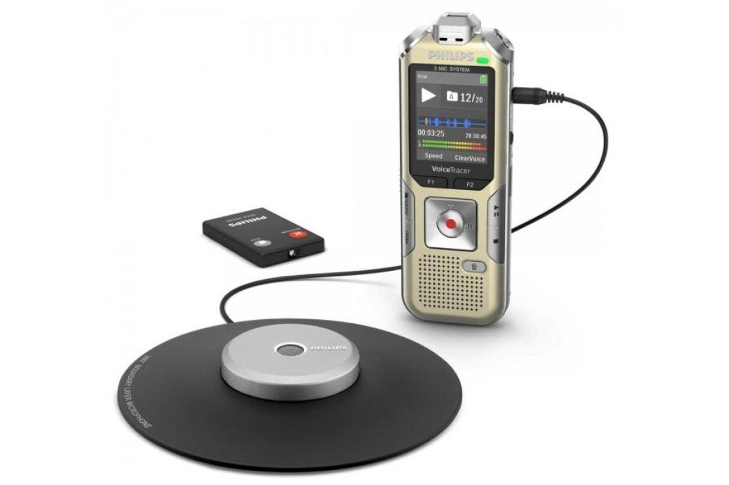 Philips dyktafon DVT8010 Dyktafony