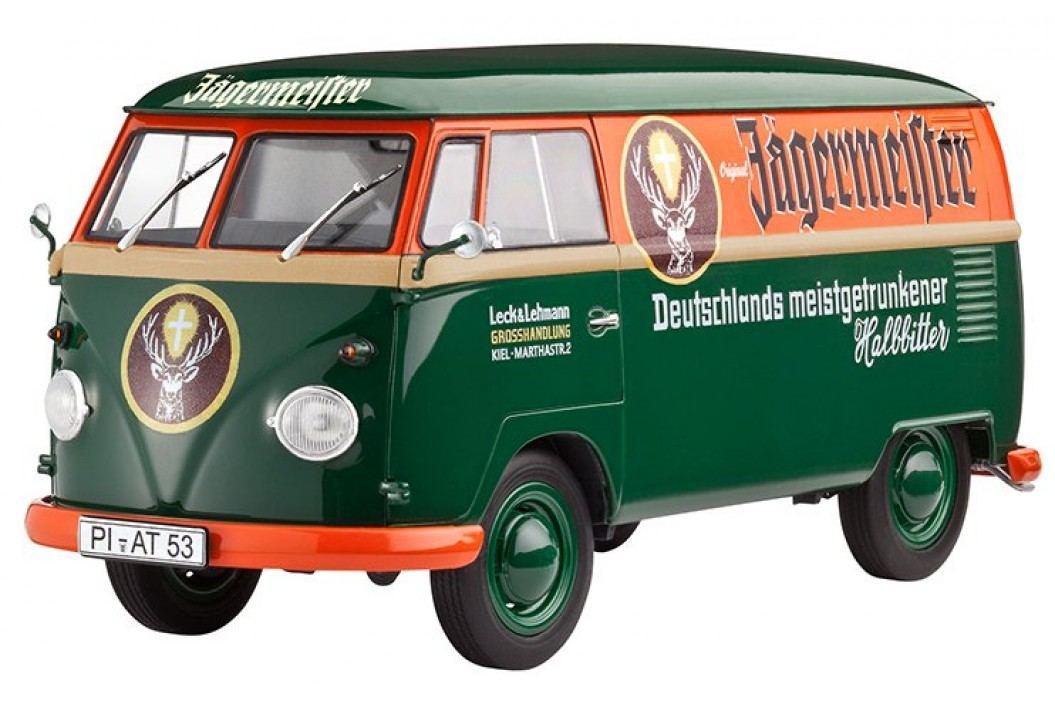 REVELL ModelKit VW T1 Transporter (Kastenwagen) Modele