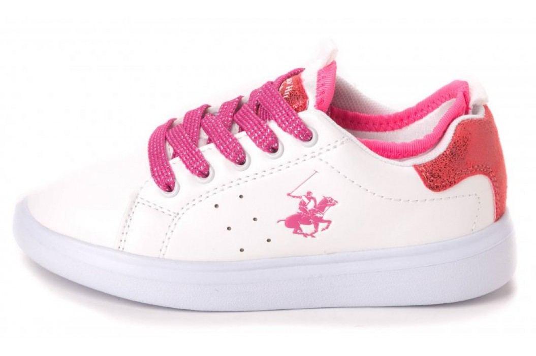 Beverly Hills Polo tenisówki dziewczęce 32 różowy Obuwie