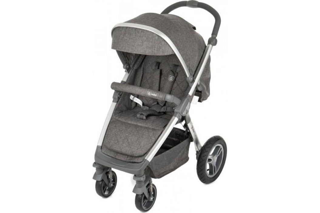 G-mini wózek spacerowy Trend Air, Platina Wózki wielofunkcyjne