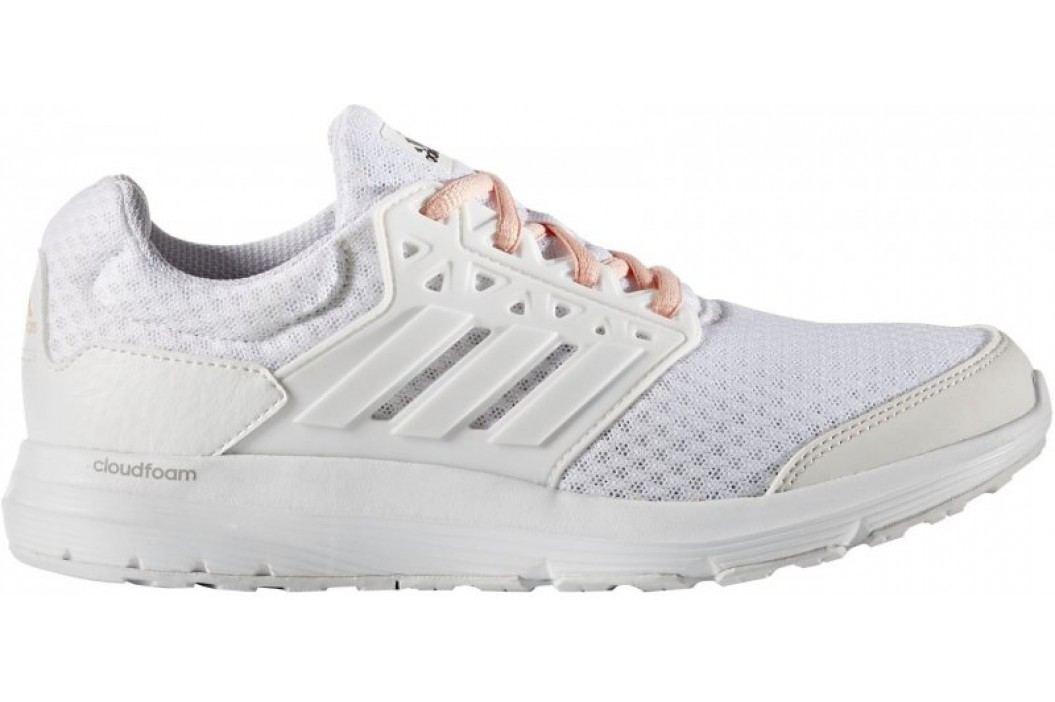 Adidas buty Galaxy 3 W Ftwr White/Crystal White /Still Breeze 38,7 Obuwie biegowe, fitness