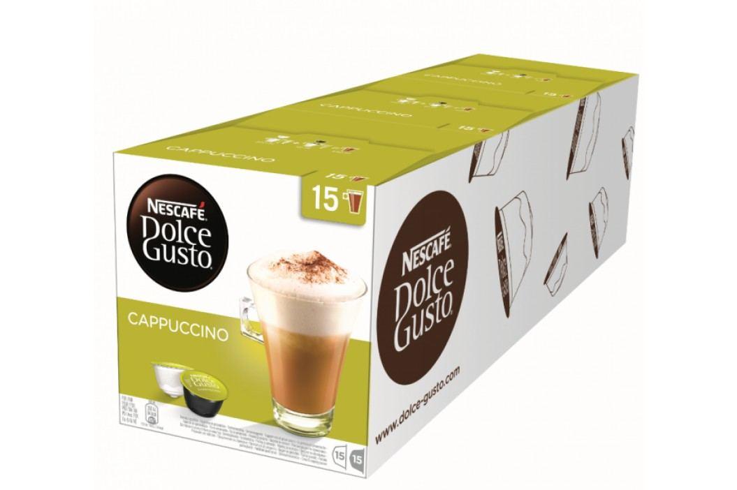 NESCAFÉ 3x kapsulki Dolce Gusto CAPPUCCINO XXL Kapsułki z kawą