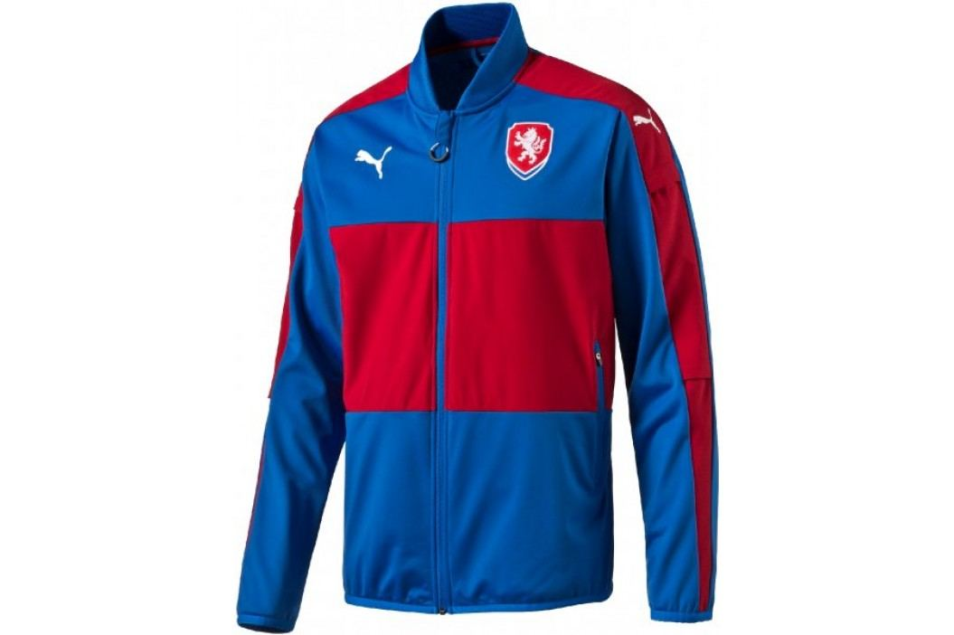 Puma kurtka Czech Republic Stadium Jacket puma royal S Strefa kibica