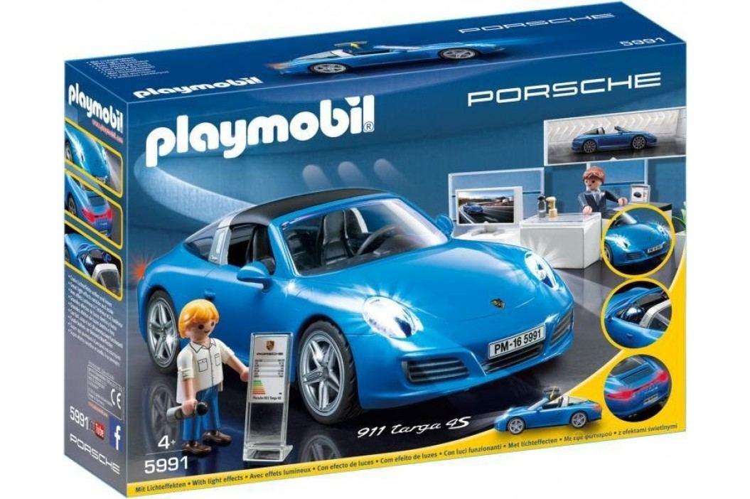 Playmobil Porsche 911 Targa 4S 5991 Playmobil
