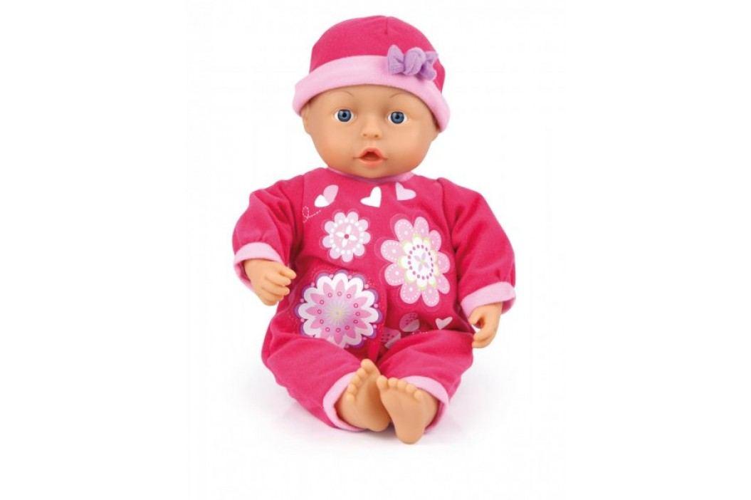 Bayer Design Lalka First words baby 33 cm, różowa Lalki