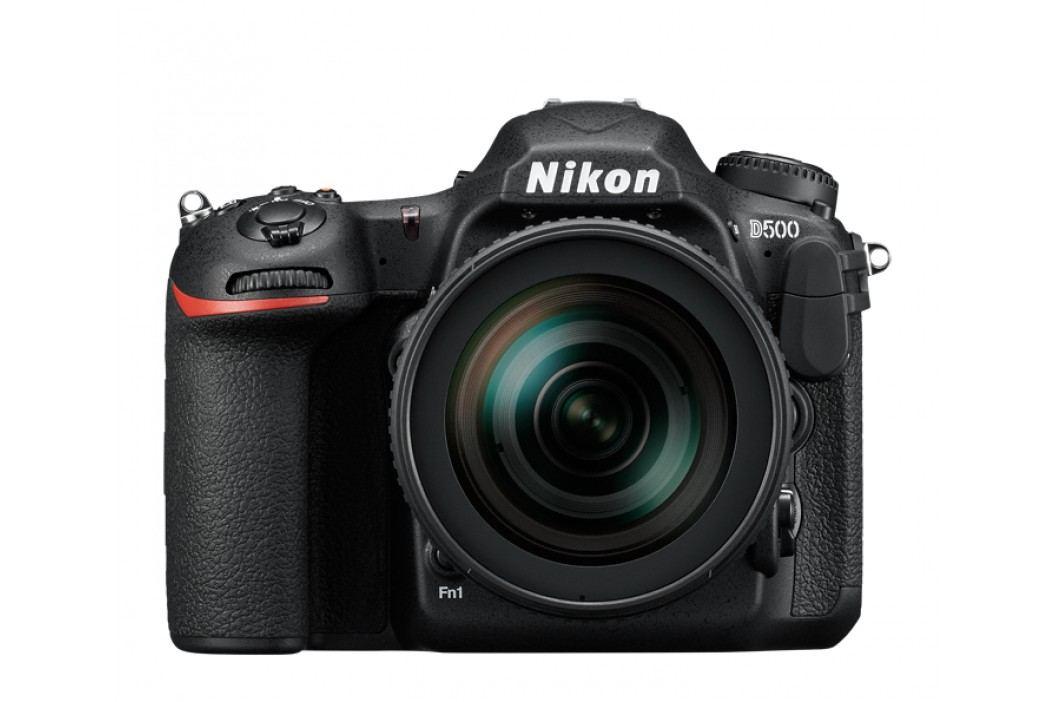 Nikon lustrzanka D500 + 16-80 VR Lustrzanki cyfrowe