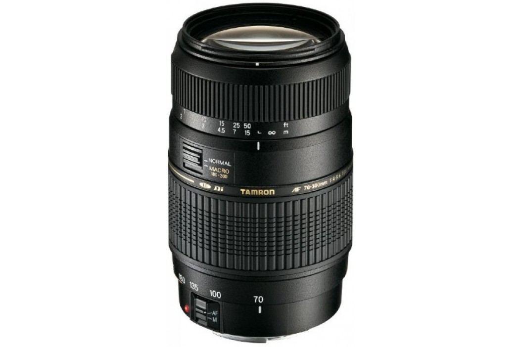 Tamron obiektyw  AF 70-300 F/4-5,6 LD Makro 1:2 do Sony Obiektywy zmiennoogniskowe