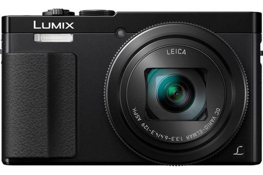 Panasonic Lumix DMC-TZ70, srebrny Aparaty fotograficzne