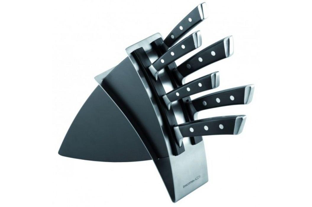 Tescoma Blok na noże AZZA z 6 nożami Zestawy noży