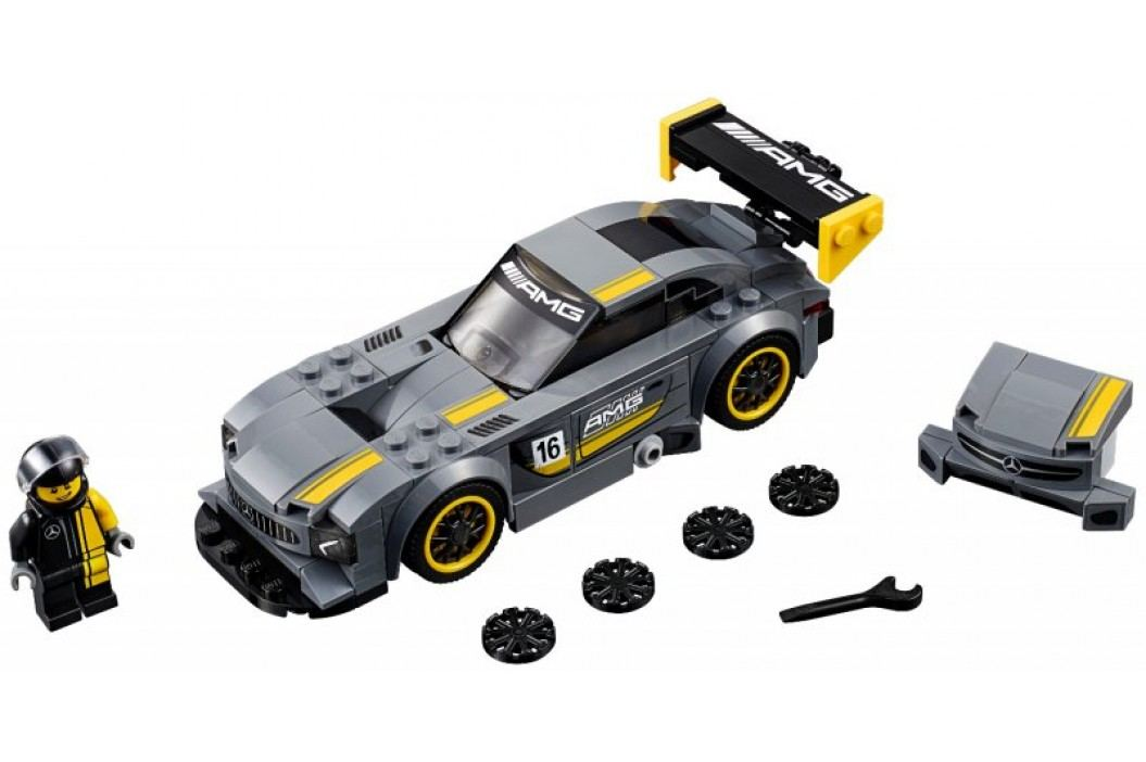LEGO® Speed Champions 75877 Mercedes-AMG GT3 Speed Champions LEGO®