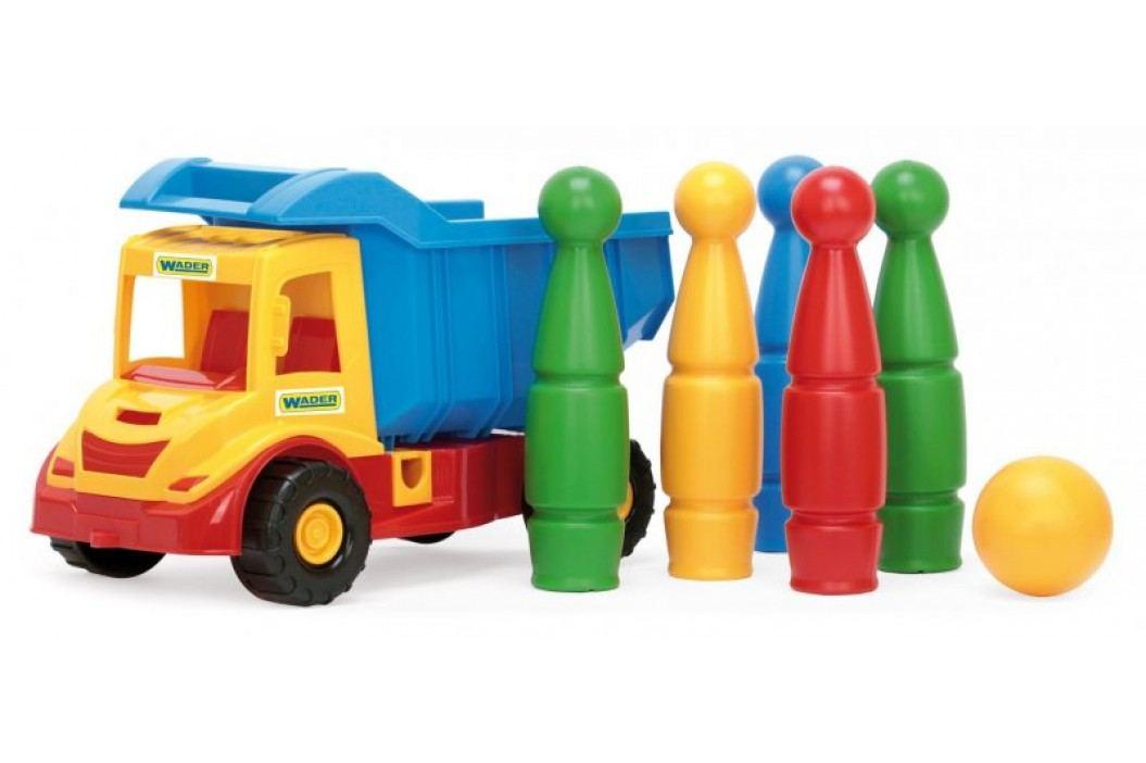 Wader Multi Truck z kręglami 32220 Auta