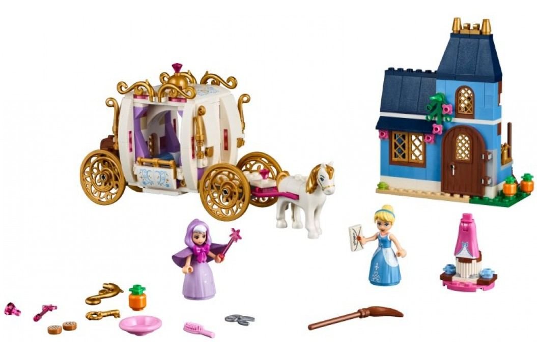 LEGO® Disney Princezny 41146 Czarodziejski Wieczór Kopciuszka LEGO® Disney Princess