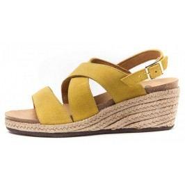 Scholl sandały damskie Sotiria 39 żółty