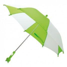 BINO Parasol zielony/biały