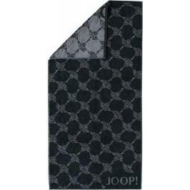 JOOP! ręcznik 80x150 cm, cornflower, czarny