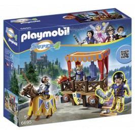 Playmobil Królewski trybun z Alexem 6695
