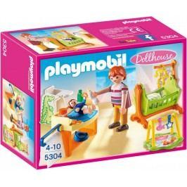 Playmobil 5304 Pokój dla niemowlaka z łóżeczkiem