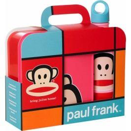 Paul Frank Zestaw śniadaniowy pojemnik + butelka