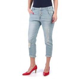 Mustang jeansy damskie New Tapered 26/32 niebieski